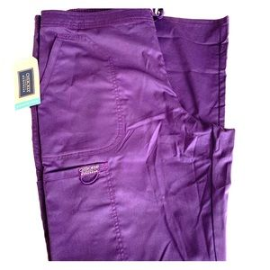 Large scrub pants